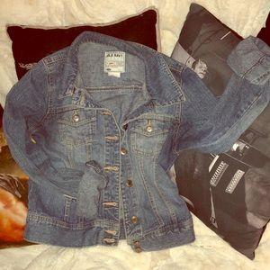 Jean jacket 👀